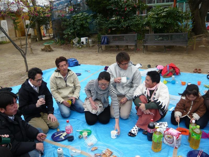 host families bonding