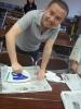 making Japanese paper