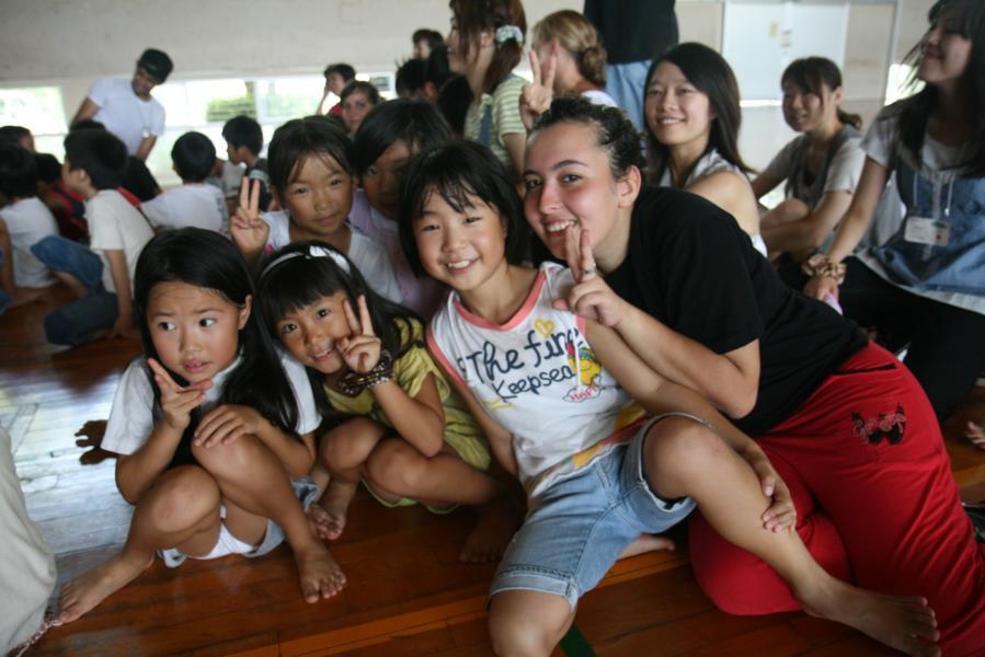 Arao City Kids Interaction Day