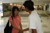 Meeting in Fukuoka Airport