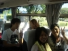 On the way to Kikuchi and Aso!