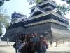 Visit to Kumamoto Castle