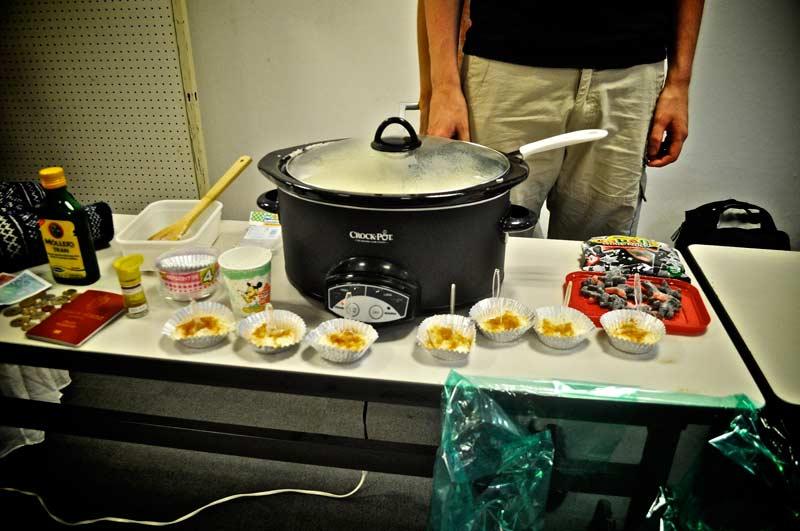 Norwegian porridge