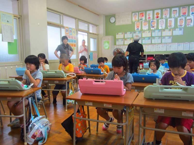 Midorigaoka elementary school