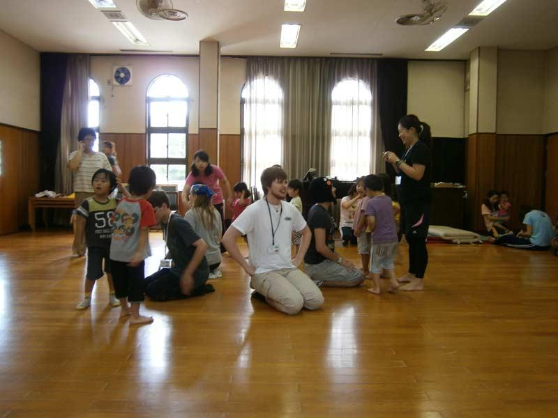 Kids and katana