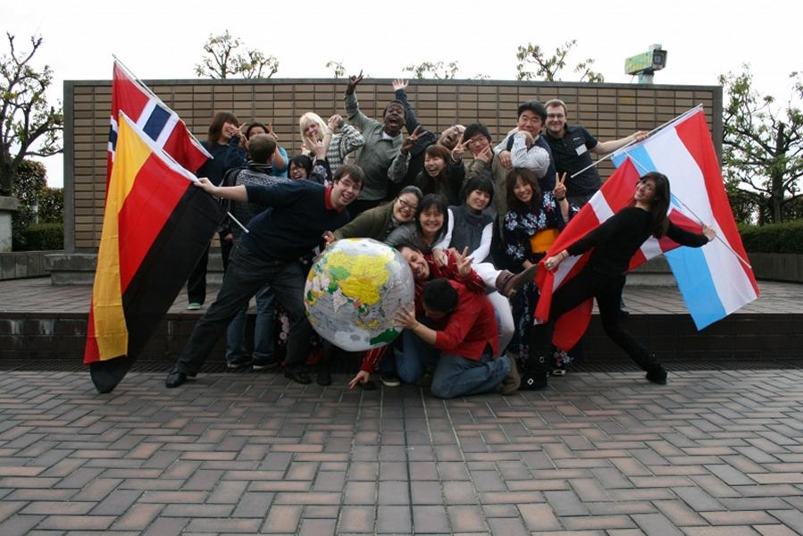 WCJ Class of March 2009 - Kansai Area
