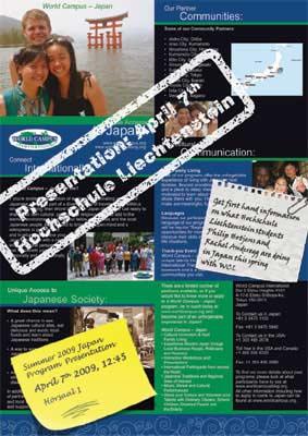 Poster Liechtenstein