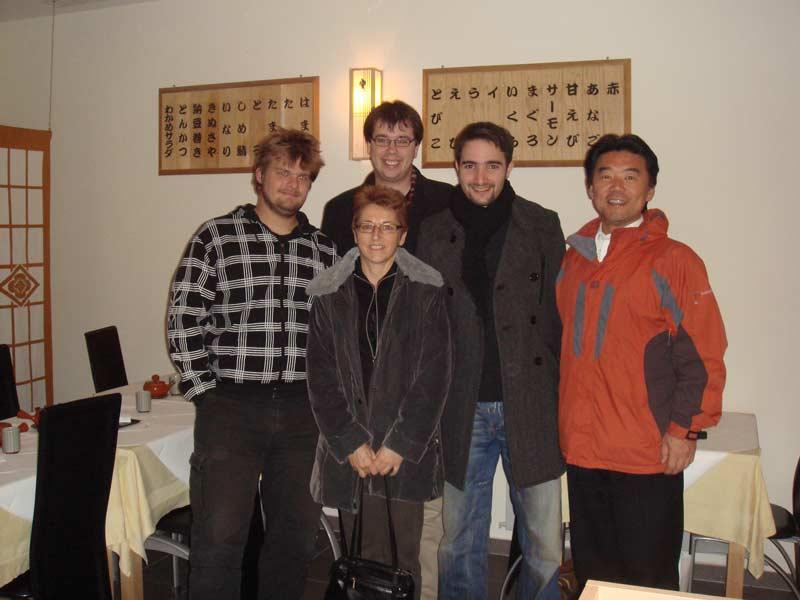 HWZ visit 2009