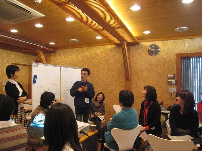 LOC meeting Tokyo Nov. 2009