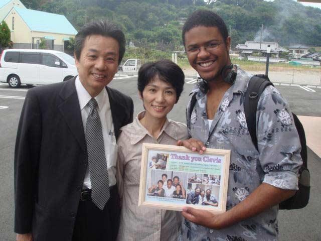 AsiaLearn '09: My Family in Japan