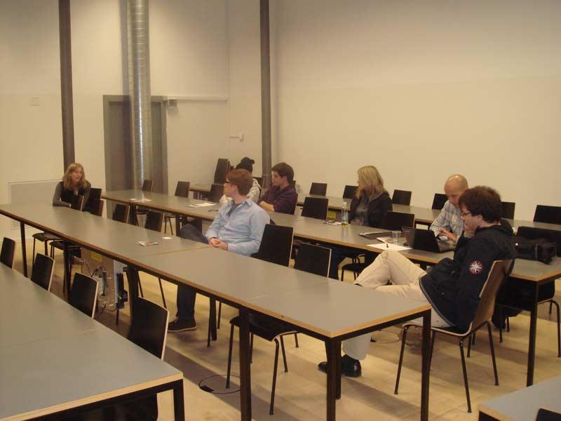 Liechtenstein visit December 2009