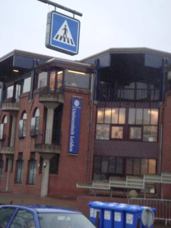 Uni Leiden 2009