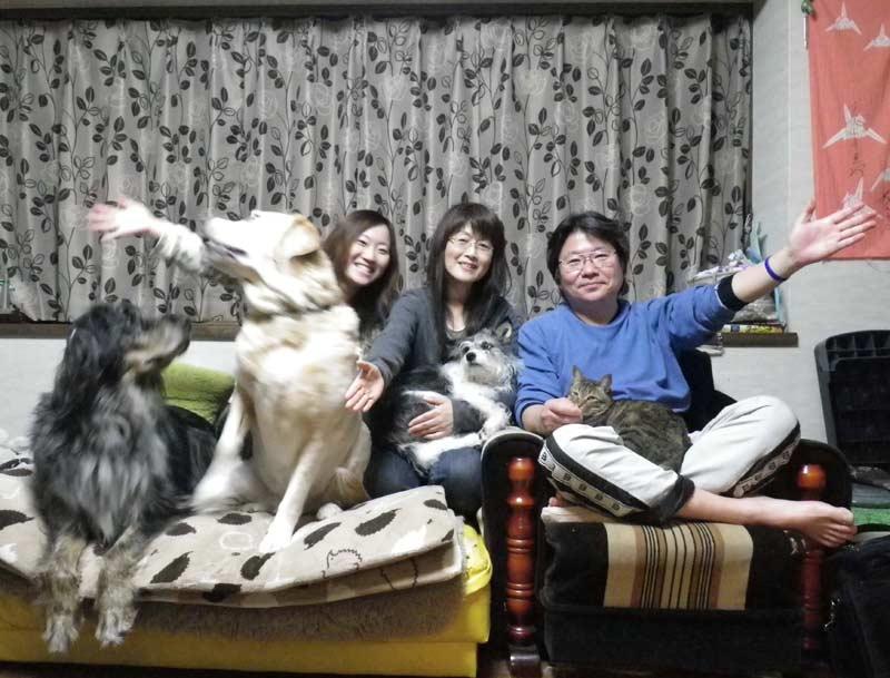 Ensatsu family from Uda city, Nara