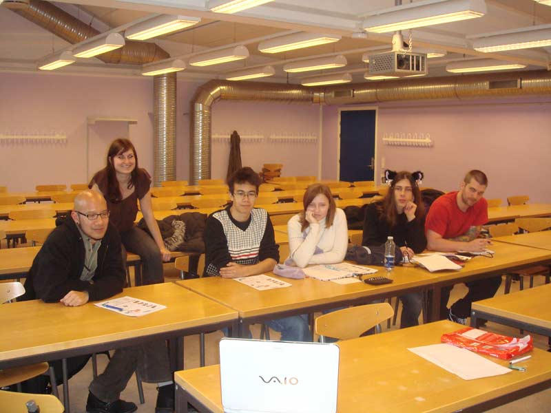 University of Copenhagen Fall 2011