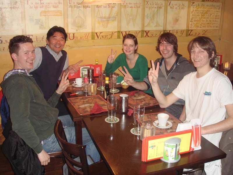 Leiden Alumni Fall 2011