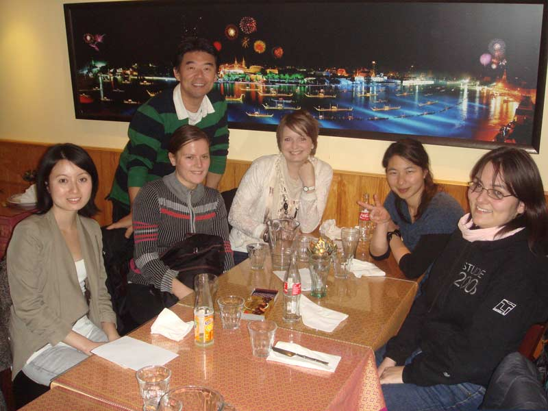 WCI Denmark Team Gathering