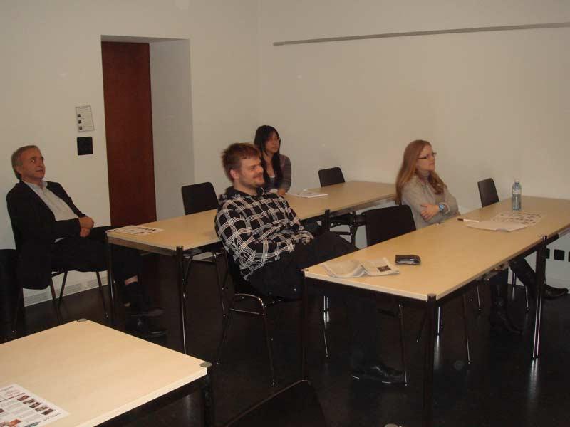 WCI Program Presentation at HWZ