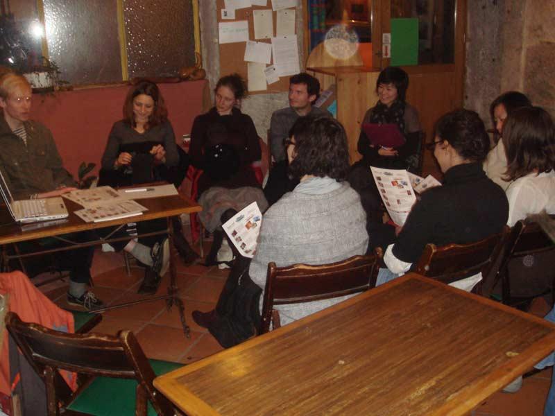 WCI Program Presentation in Lyon