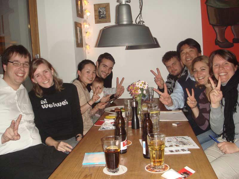 WCI Switzerland Team Gathering