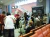 Goodbye at Kansai Airport