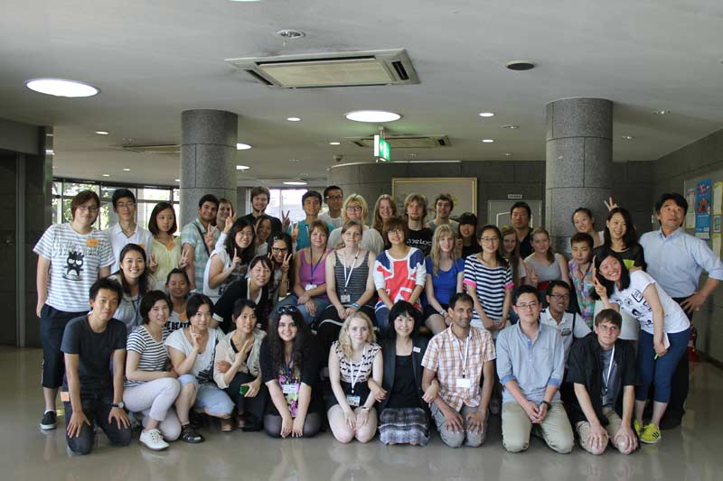 Kumamoto Prefectural University and Kumamoto YMCA