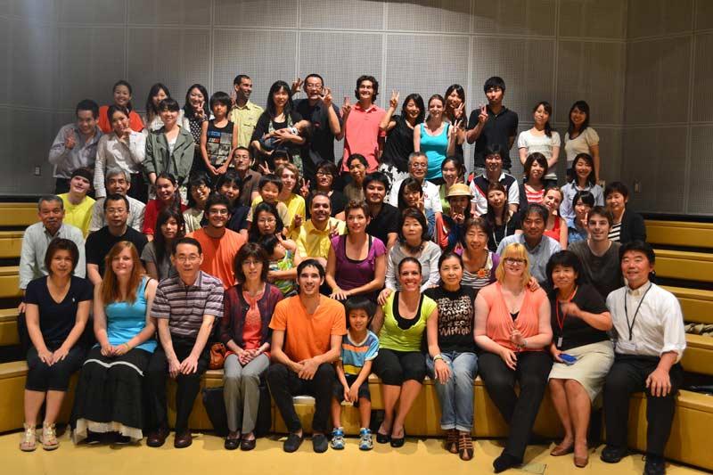 Kumamoto arigatou event