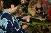 Ikebana with Senior Citizens