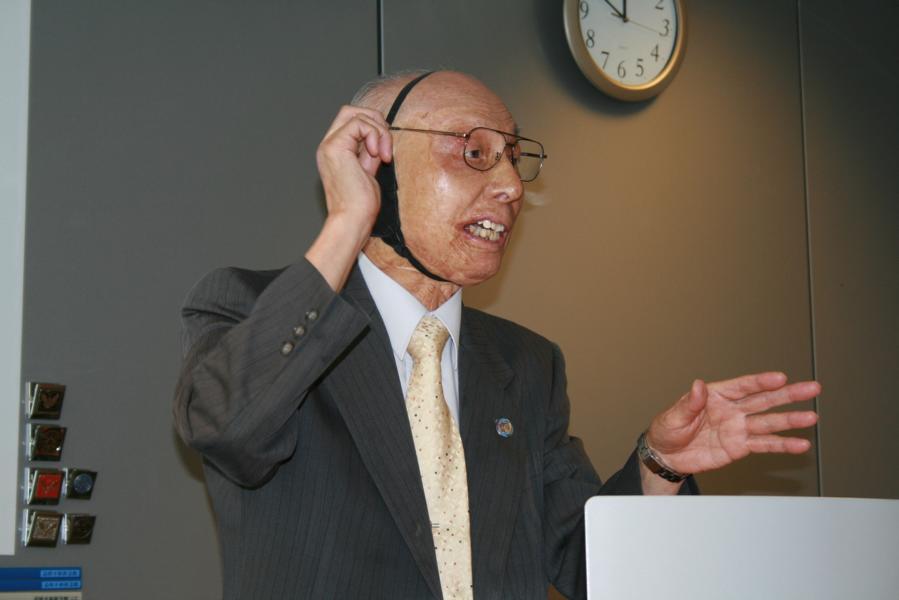Nagasaki Bombing Survivor