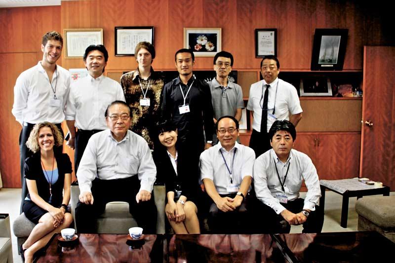 Metting Omura Mayor Matsumoto