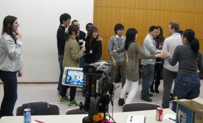 Spring '09 Participants Arrive