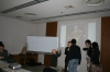 presention with university students
