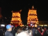 traditional festival at night