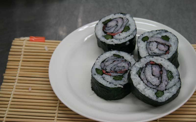 Rose Sushi