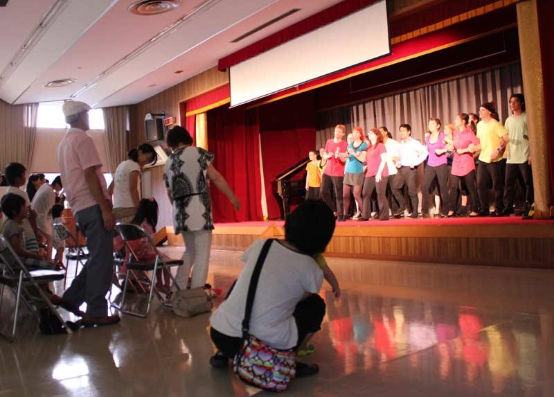 Uda arigatou event 2012