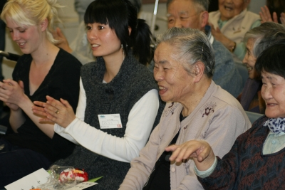 interaction with the elderly
