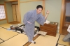 yukata on the go