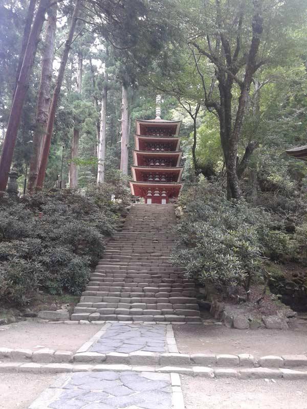 Murou-en elderly home & Murou temple