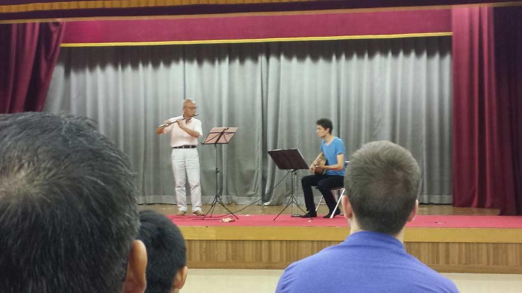 Arigato duet