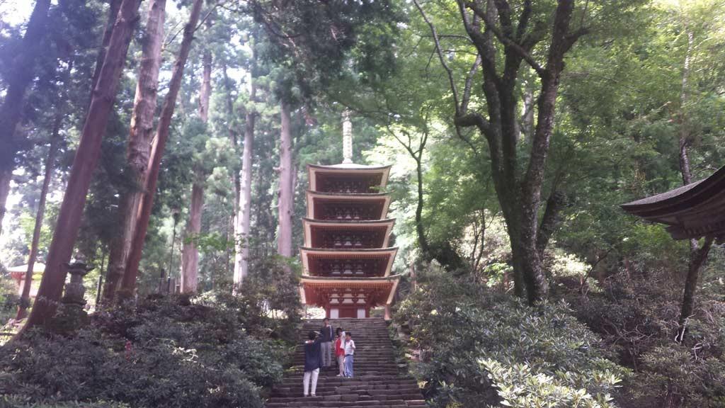 Murou temple