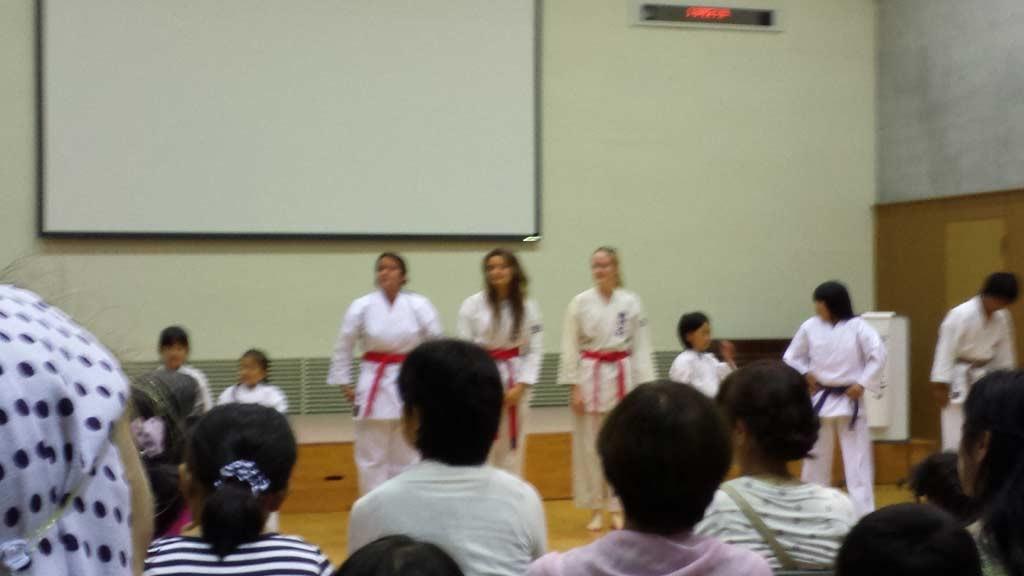 Arigatou karate