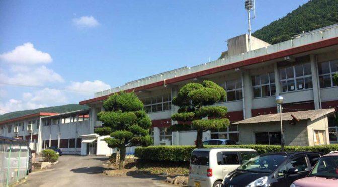 Kayaze elementary school day5 Omura